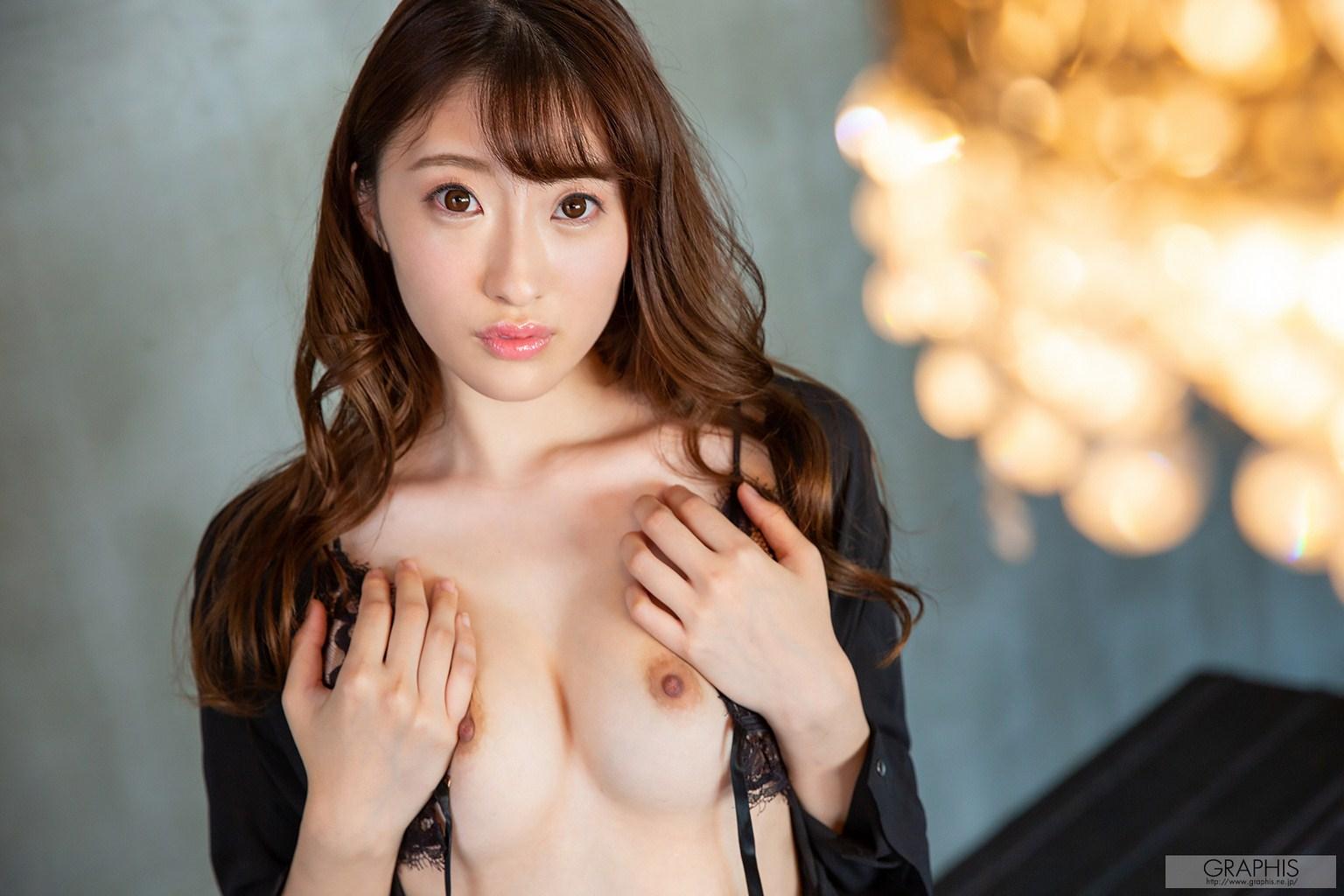 Ichika Hoshimiya 星宮一花, [Graphis] (初脫ぎ娘) Set.02 [34P] - 貼圖 - 清涼寫真 -