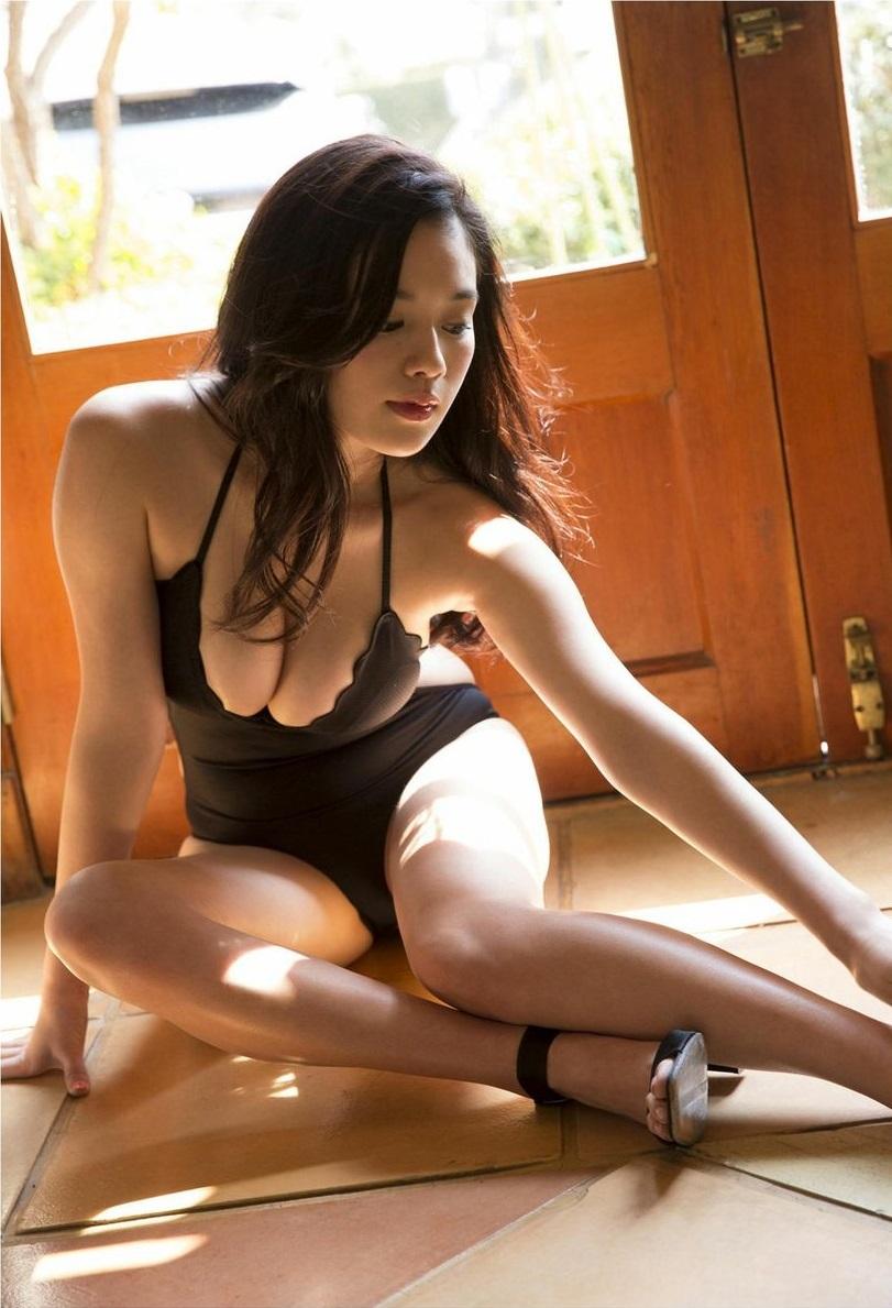 筧美和子  「雪白美乳+絕美肥尻」 威力驚人 - 亞洲美女 -