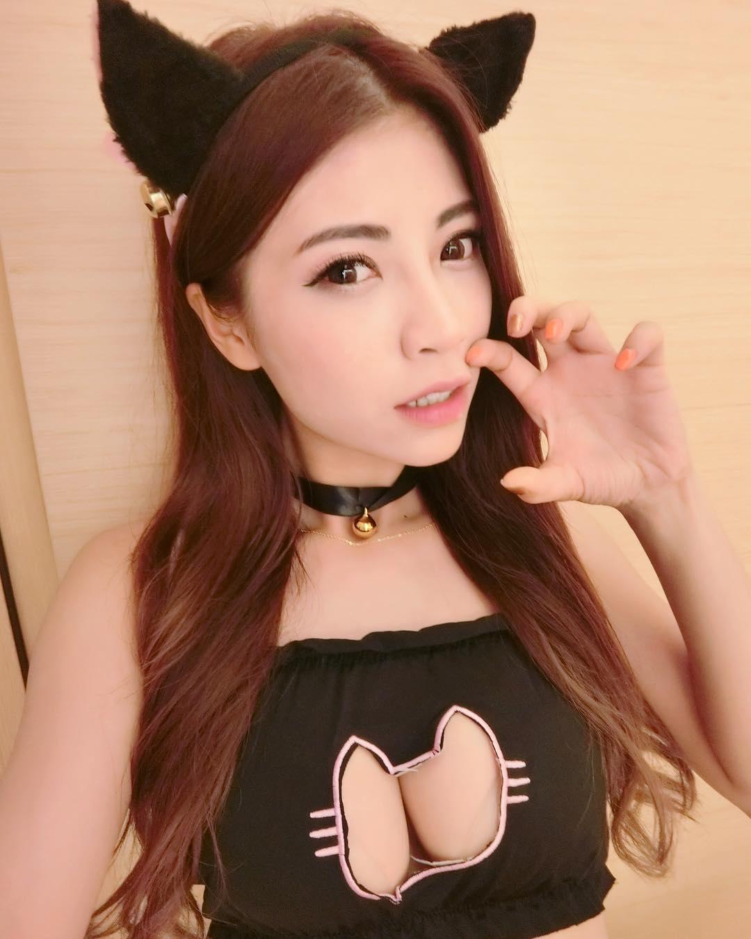 莉亞(Angel Liya)- 性感跑趴Hold全場魅力橫掃福利滿檔 - 美女圖 -