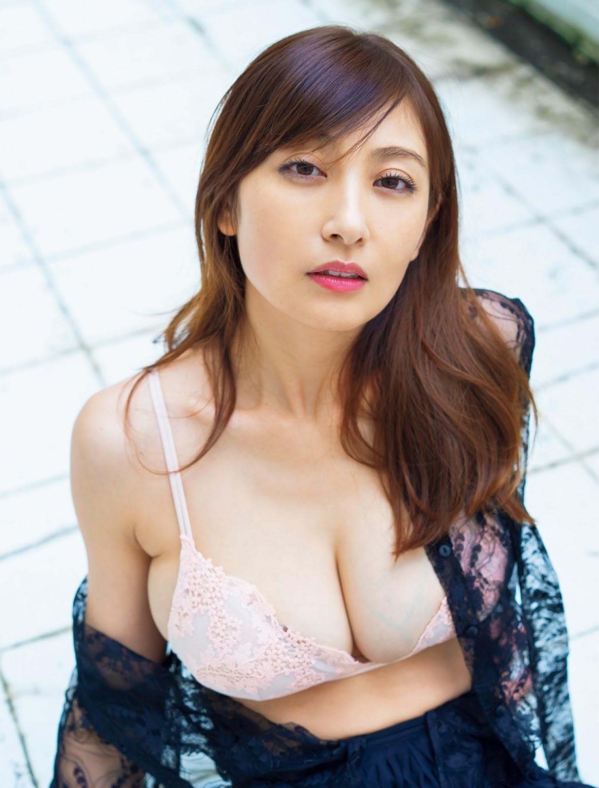 Yoko Kumada 熊田曜子, FRIDAY 2019.01.11 (フライデー 2019年01月11日號) - 亞洲美女 -