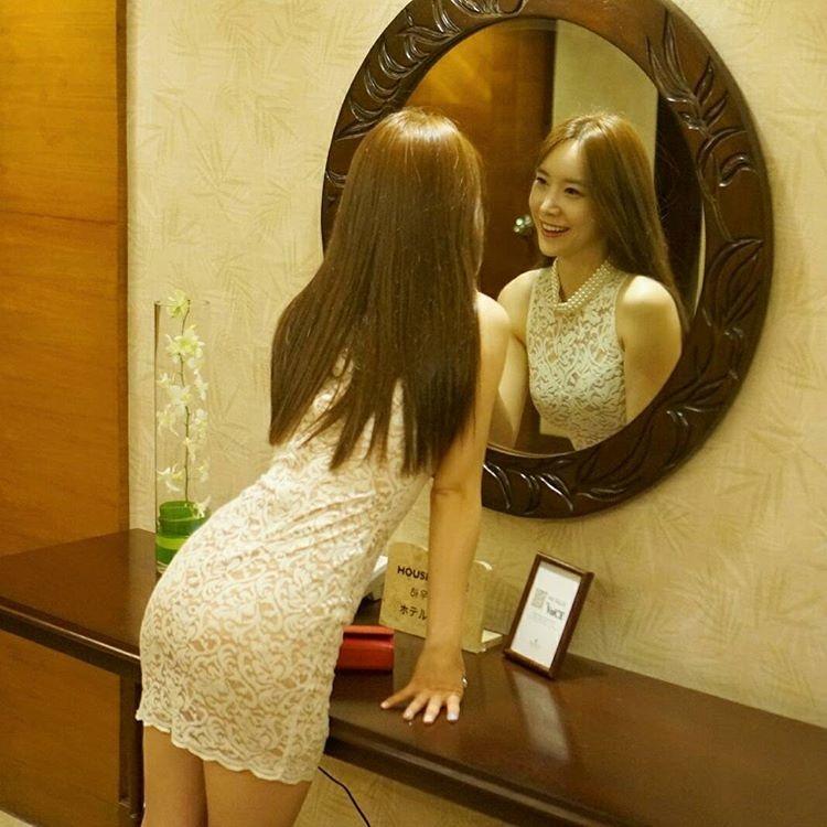 韓國黃金剩女 Annji - 亞洲美女 -