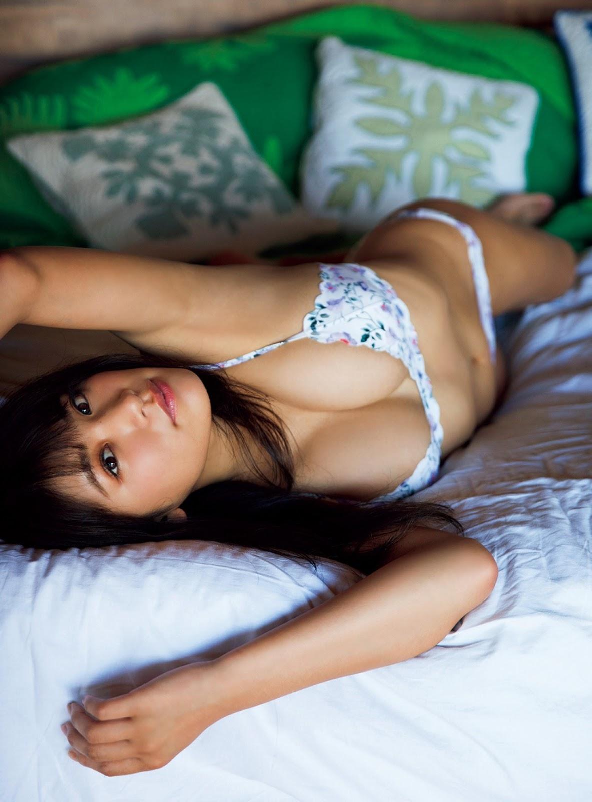 Ikumi Hisamatsu 久松郁実, FRIDAY 2019.02.22 (フライデー 2019年2月22日號) - 亞洲美女 -