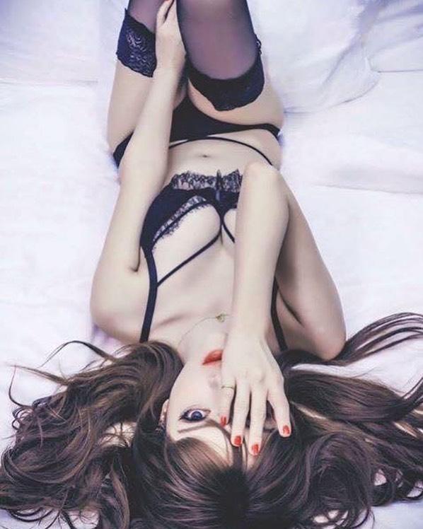 大眼正妹好兇 胸猛奶炸出搭配完美五官太逆天啦 Chao Lia - 素人正妹 -