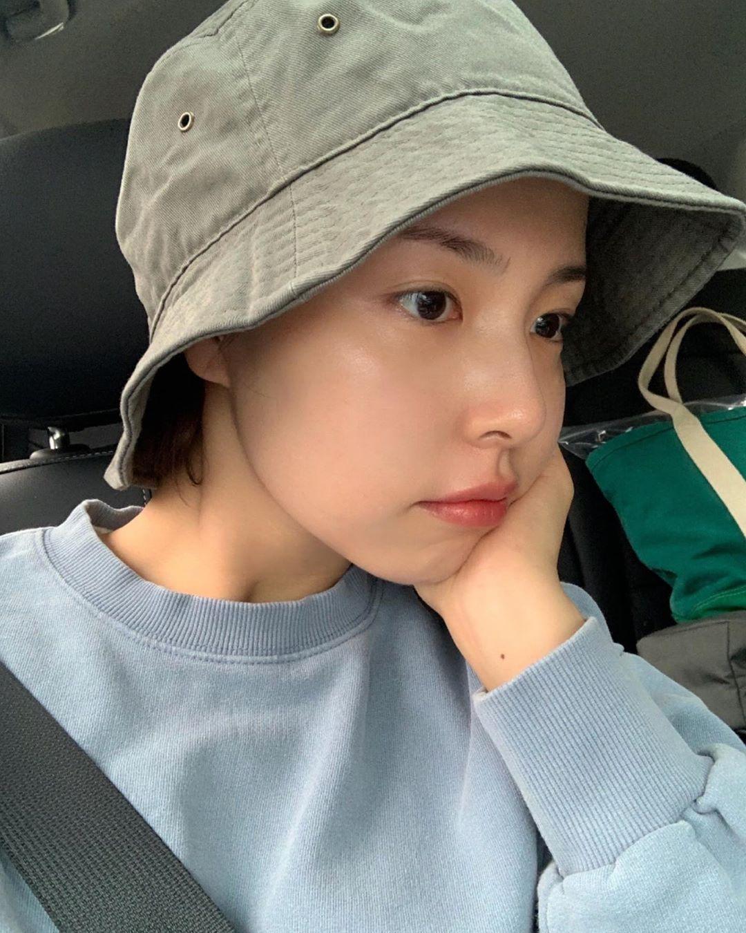 空靈長相飄仙氣 短髮韓國姊姊讓網友求關注 - 亞洲美女 -