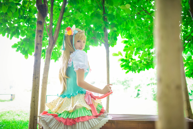 LoveLive! 南小鳥 拇指姑娘 cosplay - COSPLAY -