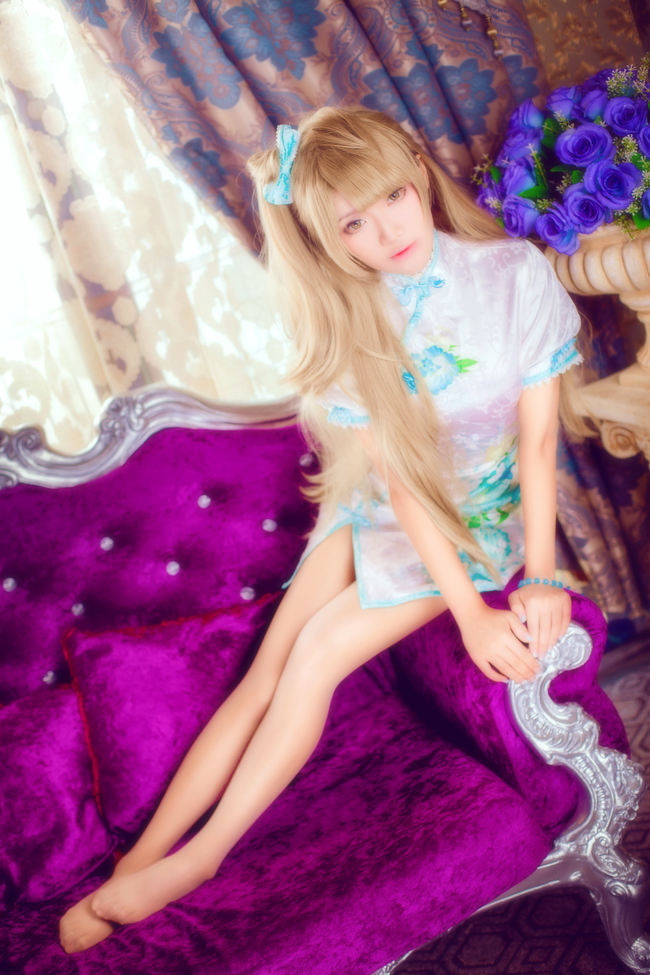 LoveLive! 南小鳥 旗袍未覺醒 cosplay - COSPLAY -