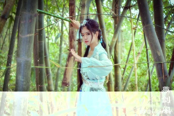 《鼎劍閣系列》缥碧cosplay  CN:@coser零子 - COSPLAY -