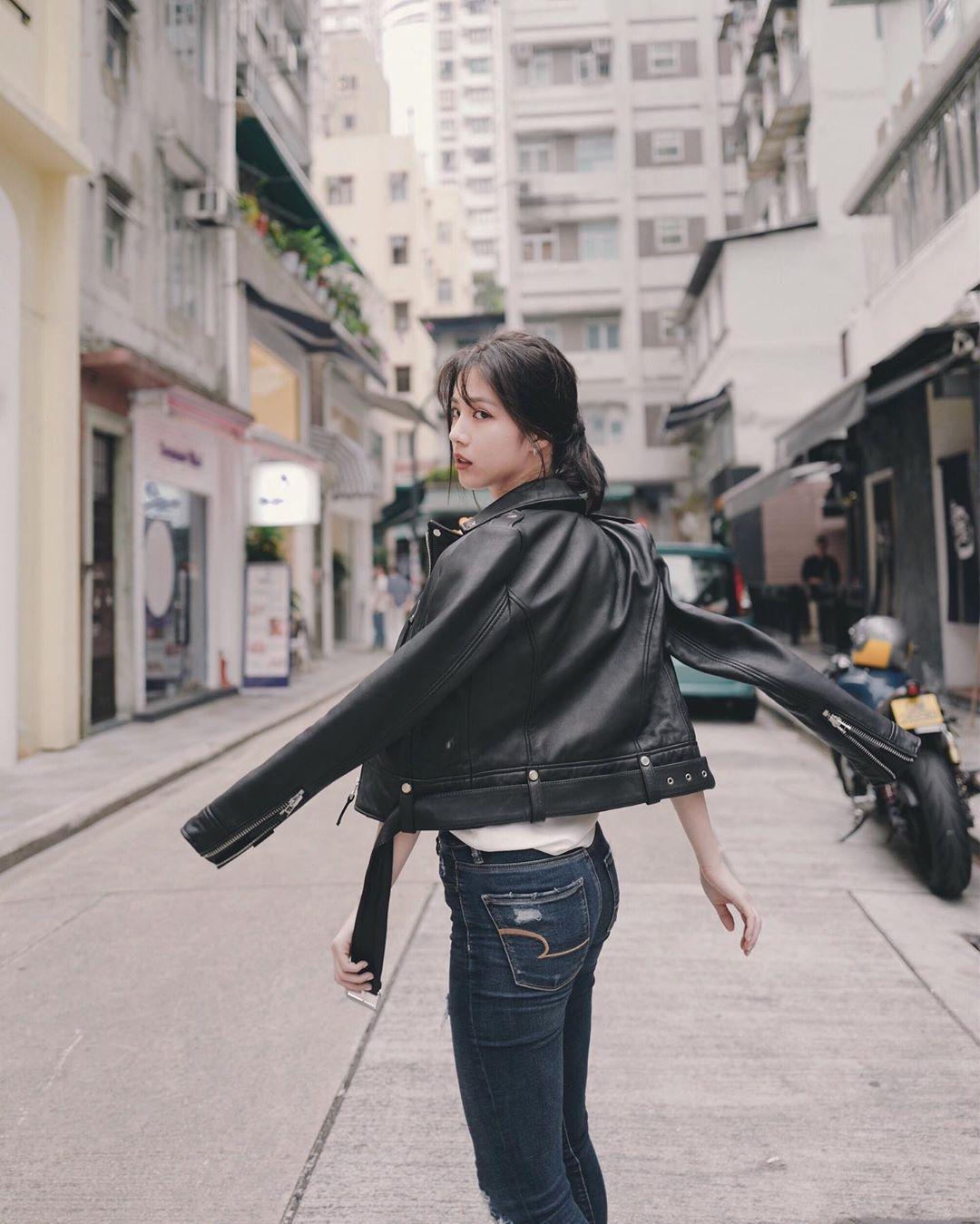 性感選美小姐Hera Chan 陳曉華  雪白肌膚超粉嫩 - 素人正妹 -