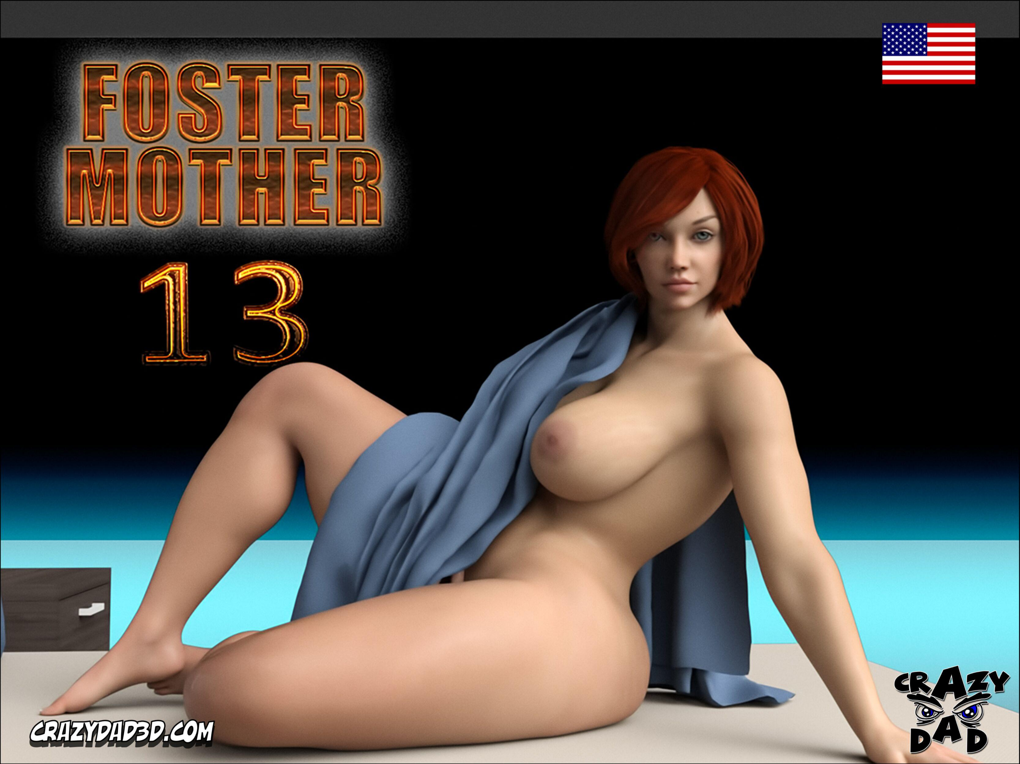 [Crazy Dad]Foster Mother 13 - 情色卡漫 -