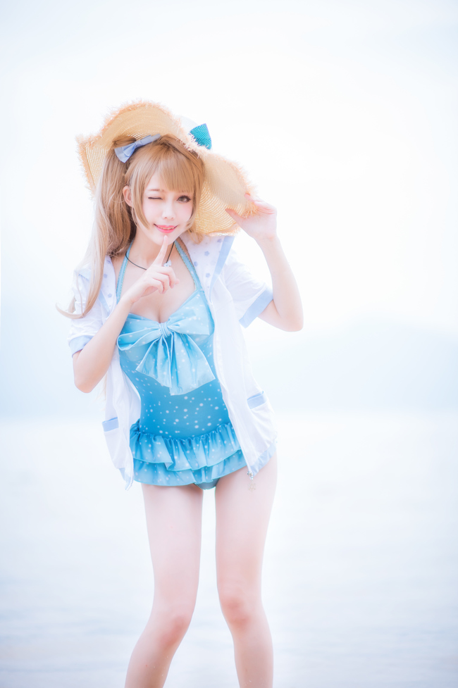 LoveLive! 南小鳥水著ver cosplay - COSPLAY -