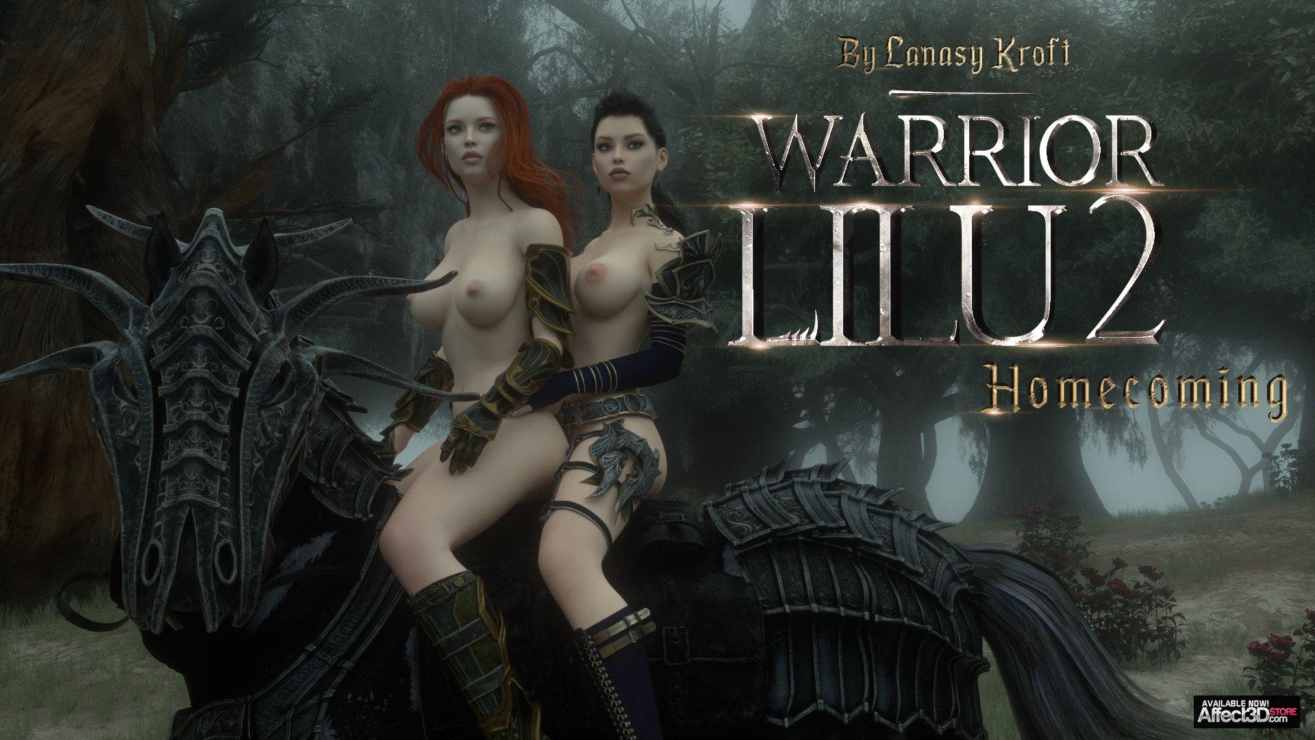 Warrior Lilu 2 - Homecoming - 情色卡漫 -