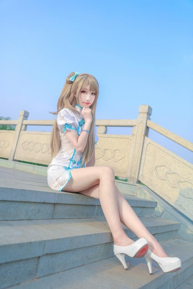 LoveLive! 南小鳥 旗袍ver. cosplay - COSPLAY -