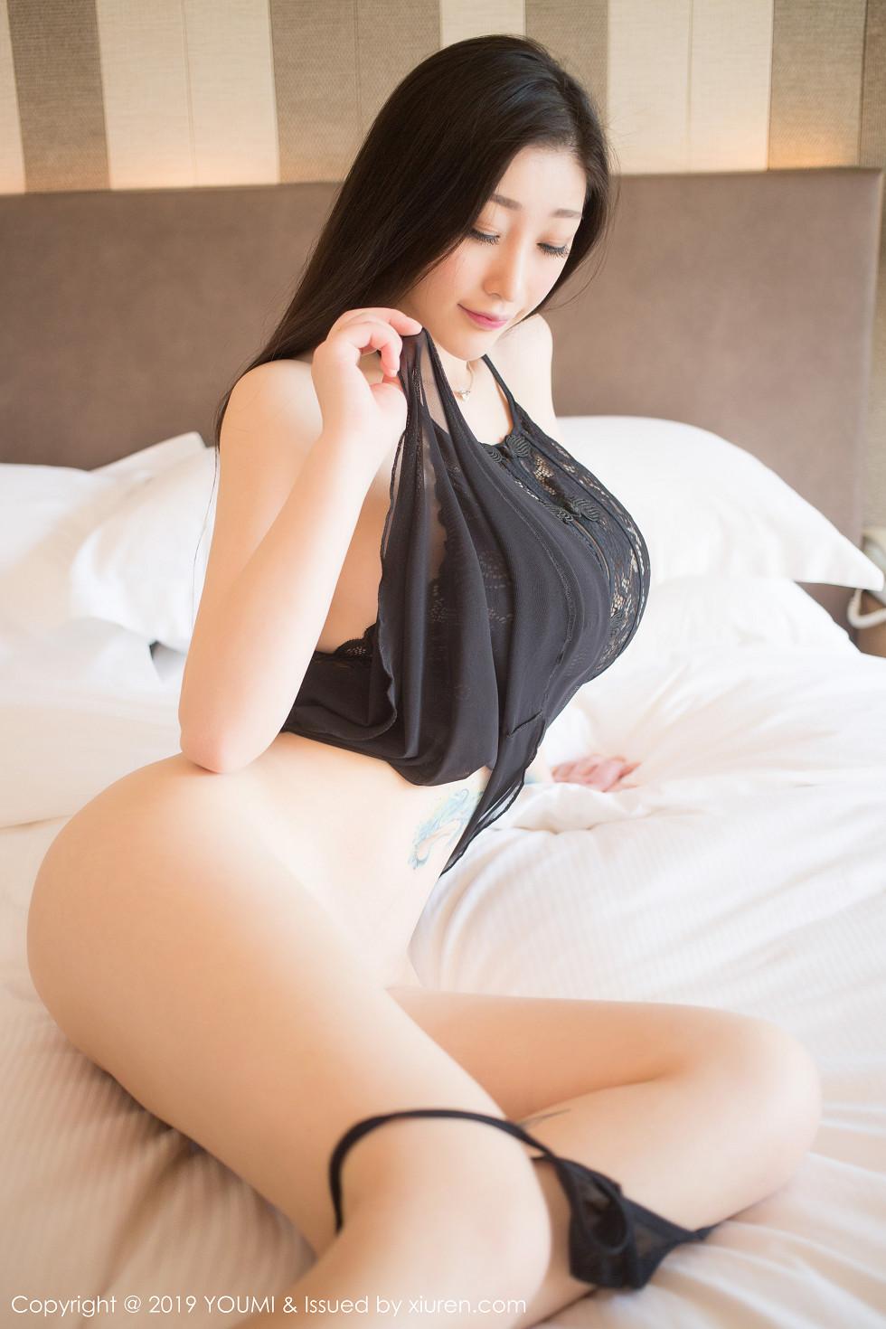女神妲己_Toxic私房內衣系列秀完美身材豪乳翹臀極致誘惑寫真 - 貼圖 - 清涼寫真 -