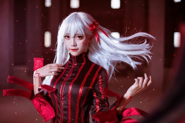 Fate/stay night HF 黑化間桐櫻 Cosplay - COSPLAY -