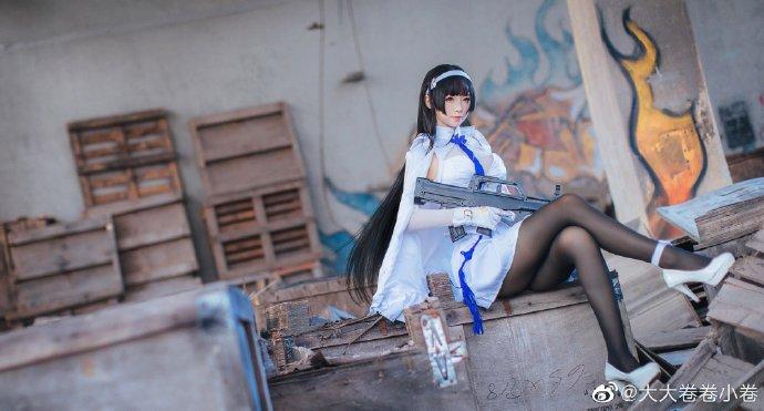 少女前線 95式 御姐指揮官 cosplay - COSPLAY -