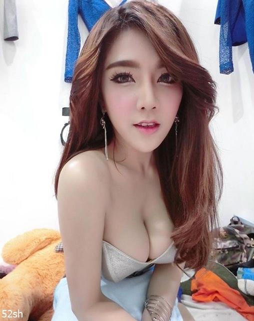 泰國巨乳模特 Numnim Pretty - 亞洲美女 -