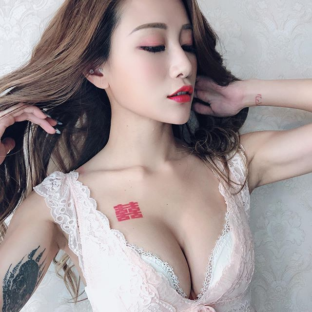 Lara 囍  「超飽滿美乳」狂震!網暴動:真D優 - 美女圖 -