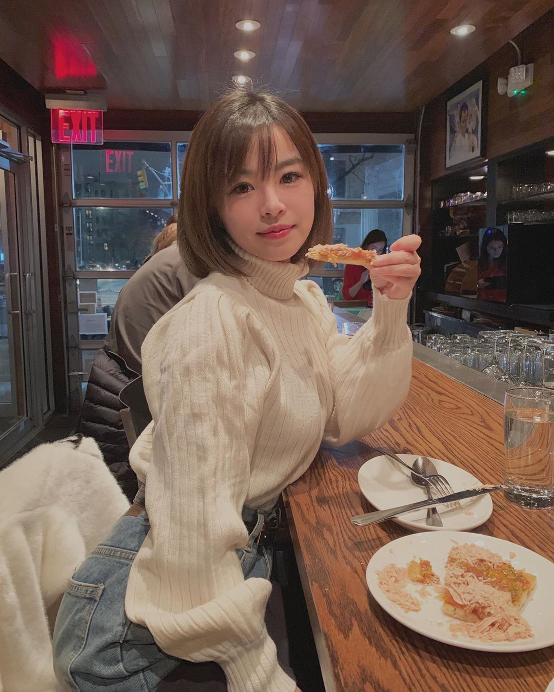 Rita Yu 頭髮是天生的 我喜歡 - 美女圖 -