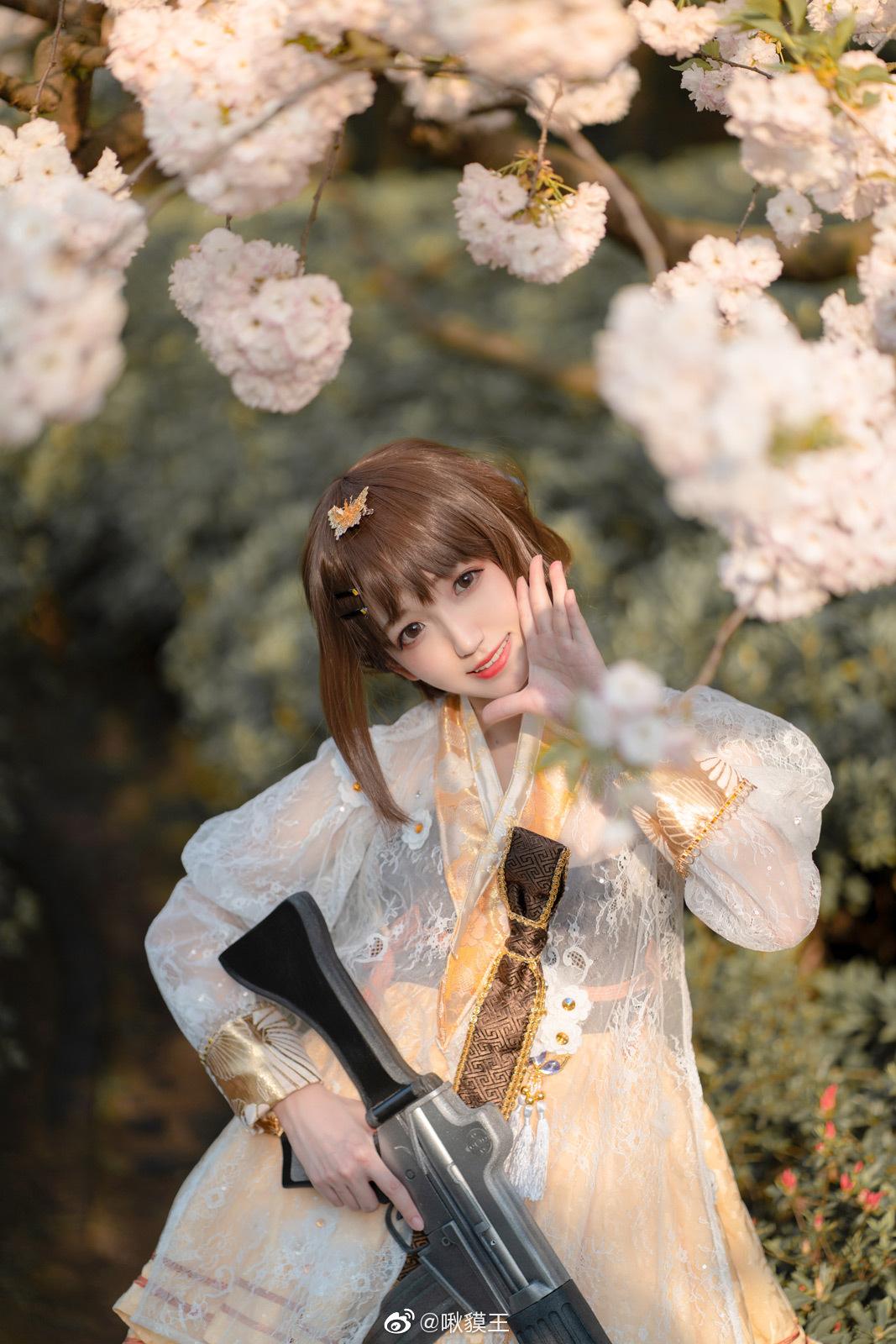 少女前線  K2 遠東公主 @啾貘王 - COSPLAY -