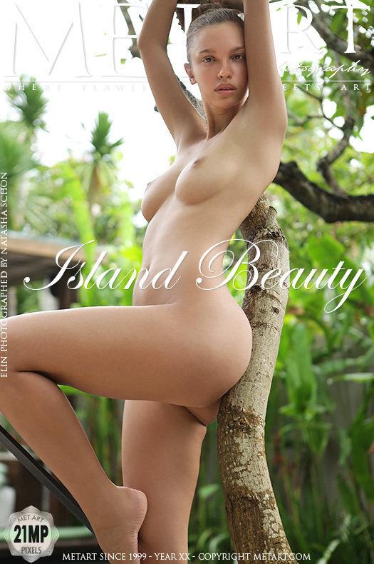 [MetArt] Elin – Island Beauty - 126 pictures (12 Dec, 2019) - 貼圖 - 歐美寫真 -