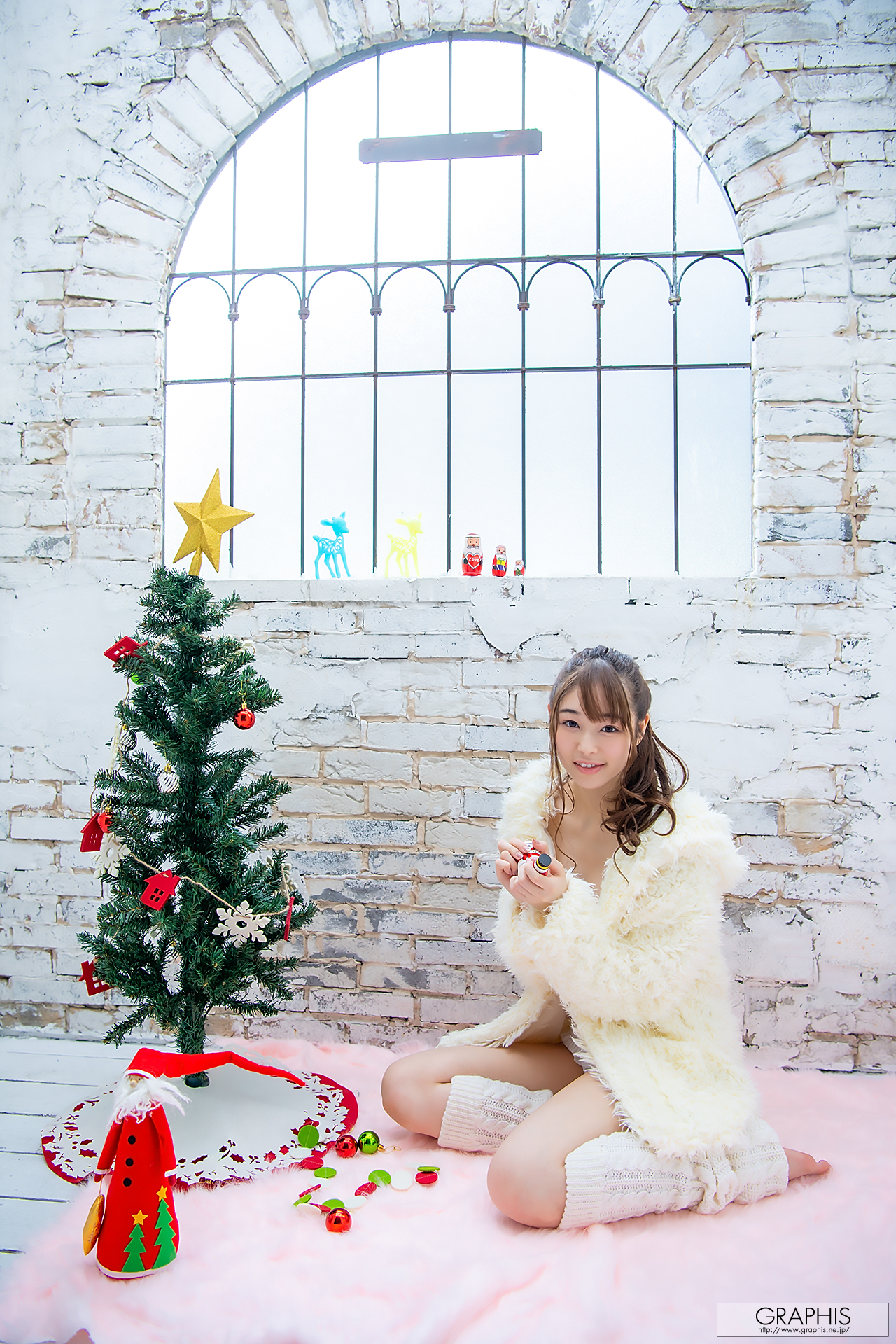 Xmas Special 2019 新名あみん - 貼圖 - 清涼寫真 -