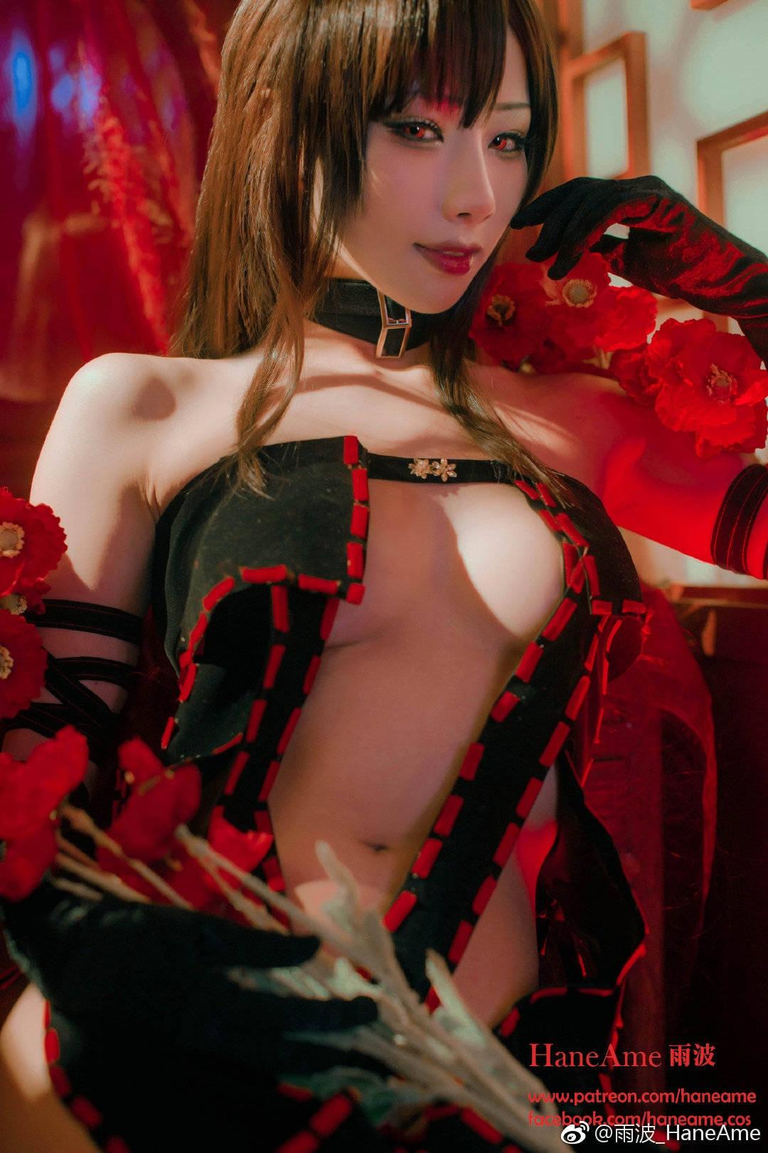 Fate/GrandOrder虞姬 虞美人【宅次元】 - COSPLAY -