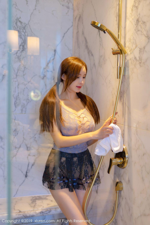 性感女神周妍希,浴室內的精致镂空內衣與系列,御姐氣息滿屏穿透力讓人無法抗拒 - 貼圖 - 清涼寫真 -