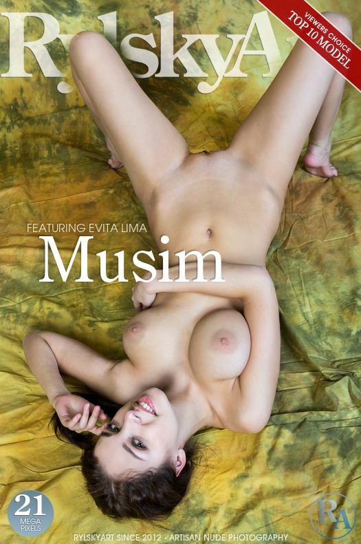 [RylskyArt] Evita Lima - Musim x81 - 貼圖 - 歐美寫真 -