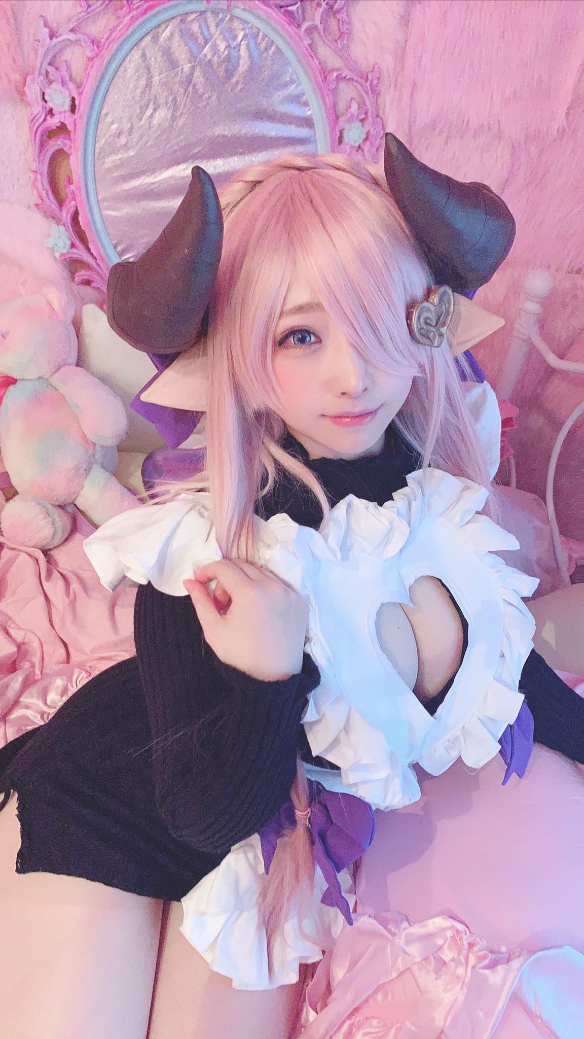 COS分享Granblue Fantasy Nalmere @mmm_mii_ みぃこ【宅次元】 - COSPLAY -