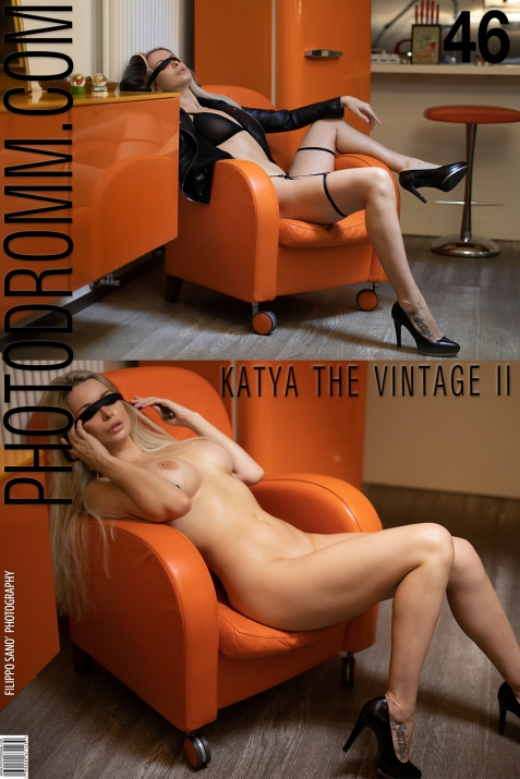 Photodromm - Katya - The Vintage 2 - 46 pictures - 貼圖 - 歐美寫真 -