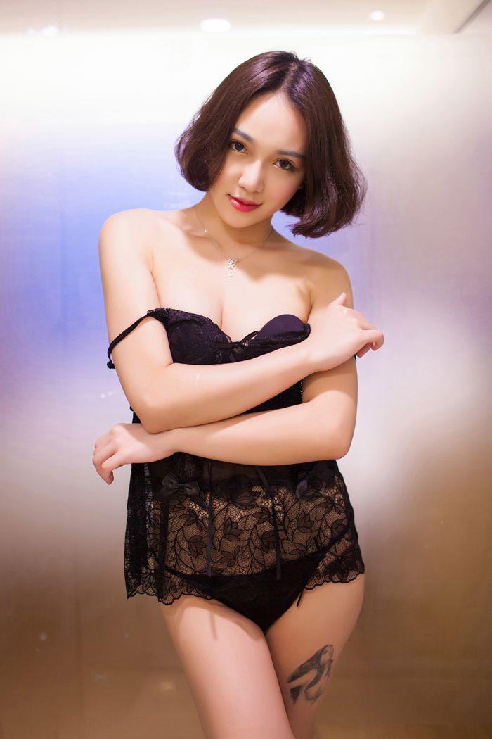 丁字褲美女iccey情趣人體藝術寫真 - 貼圖 - 清涼寫真 -