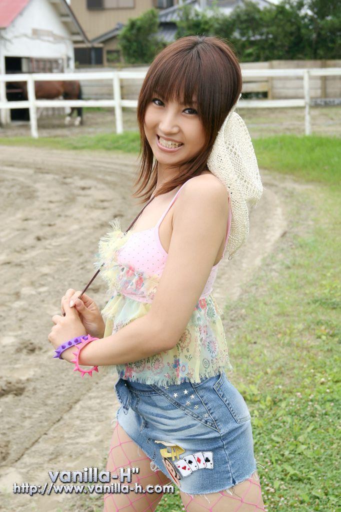[Vanilla-H] N0.03 森村はるか Haruka Morimura [100P] - 貼圖 - 清涼寫真 -