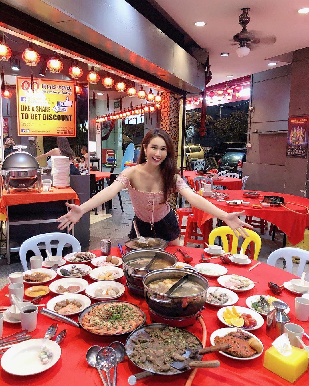 馬來西亞知名網紅 Wan Li - 美女圖 -