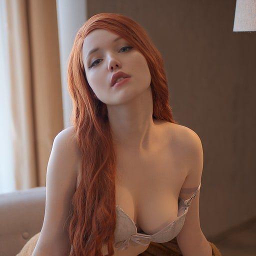 俄國Coser正妹Lada Lyumos - 歐美美女 -
