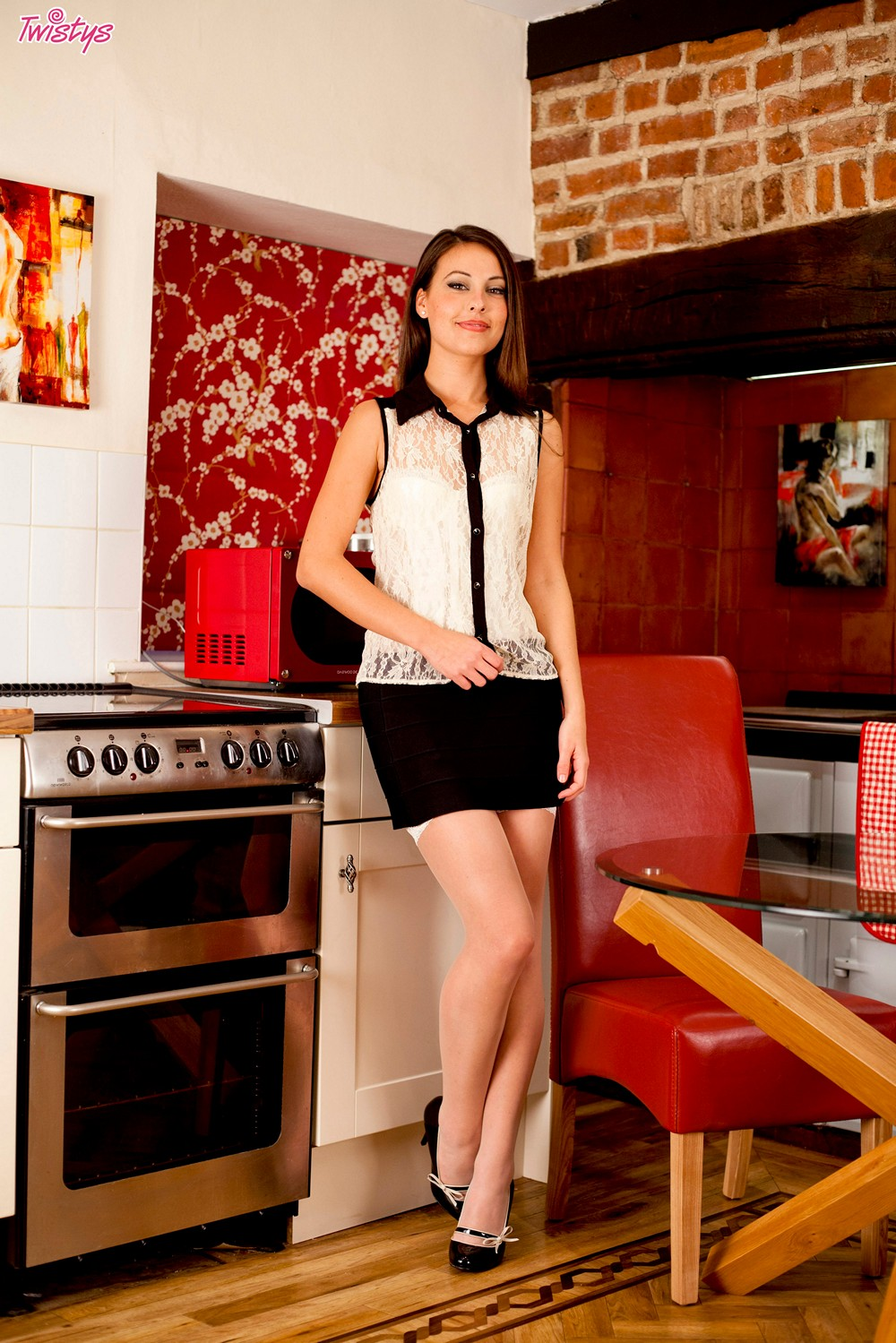 Twistys - Lorena - Let's Get Busy - 貼圖 - 歐美寫真 -