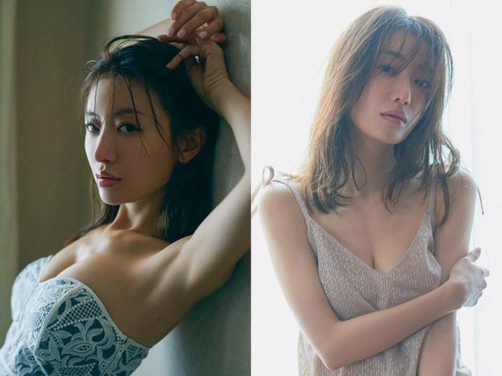 魔性之女專業戶松本真理香《龍之道》演出前性感照連發 - 亞洲美女 -