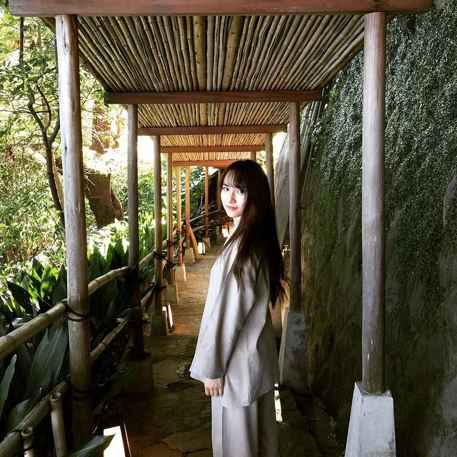 兩年才發15張照片的懶人妹妹 Tancy Wang - 美女圖 -