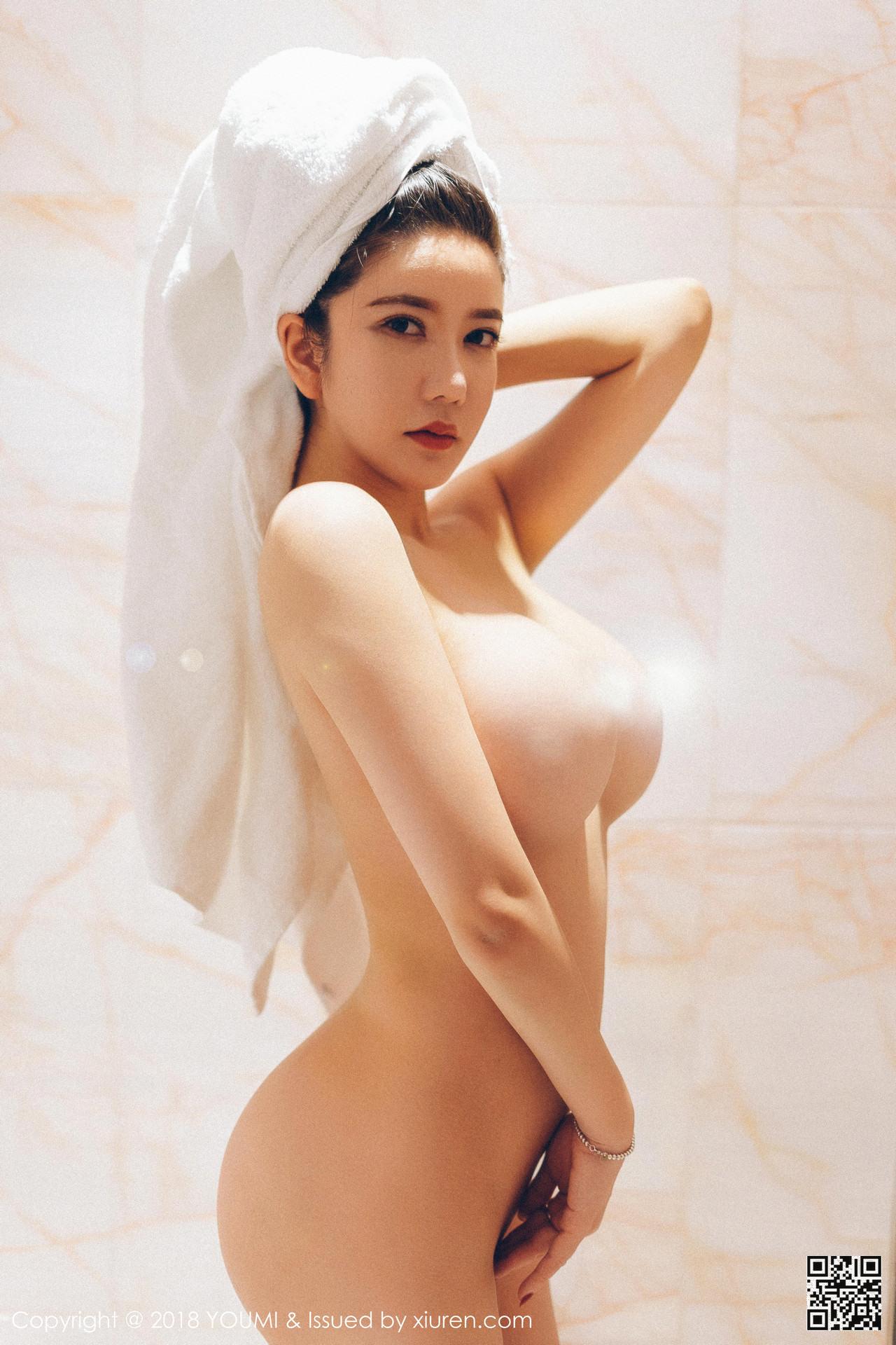 巨乳女神 李妍曦 巨乳美女誘人淋浴高清寫真 - 貼圖 - 清涼寫真 -