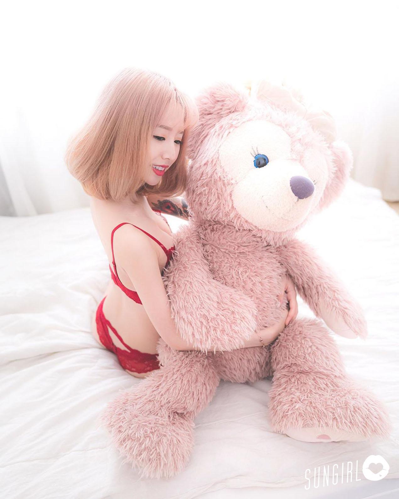 張筱密、甜美辣台妹 率直的個性吸引大批粉絲跟隨 - 美女圖 -