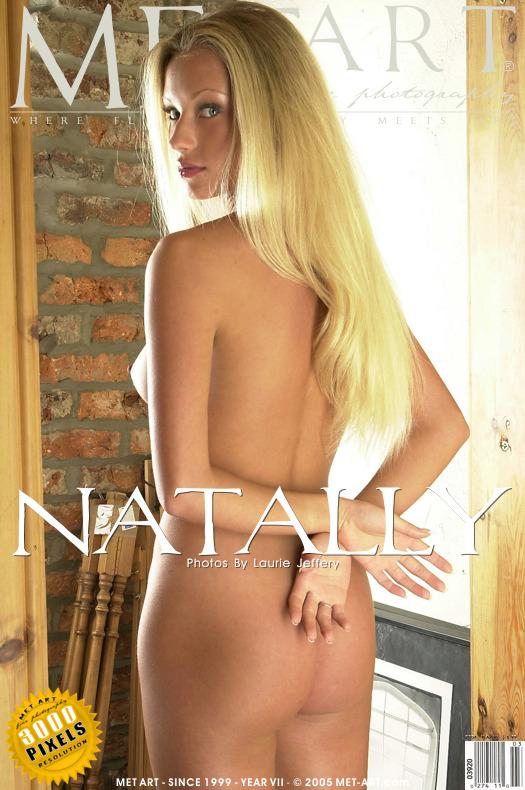 Met-Art - Natally - Presenting Natally - 貼圖 - 歐美寫真 -