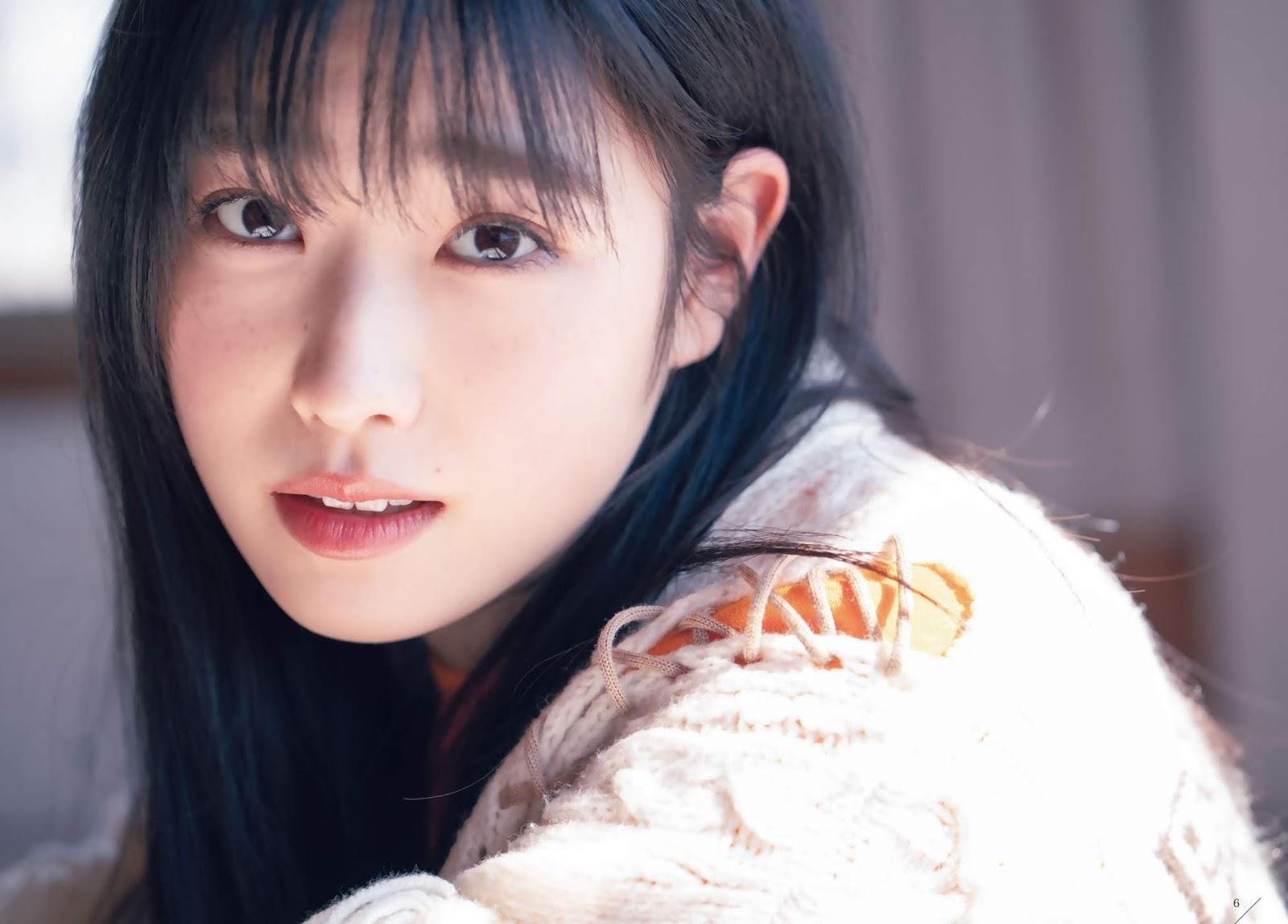氣質出眾的日本國民美少女  髙橋光 - 亞洲美女 -