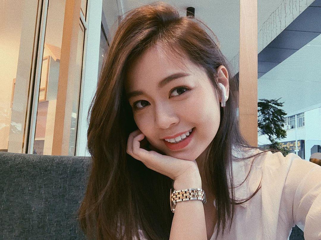 國際華裔小姐冠軍張簡寧(Jens) - 亞洲美女 -