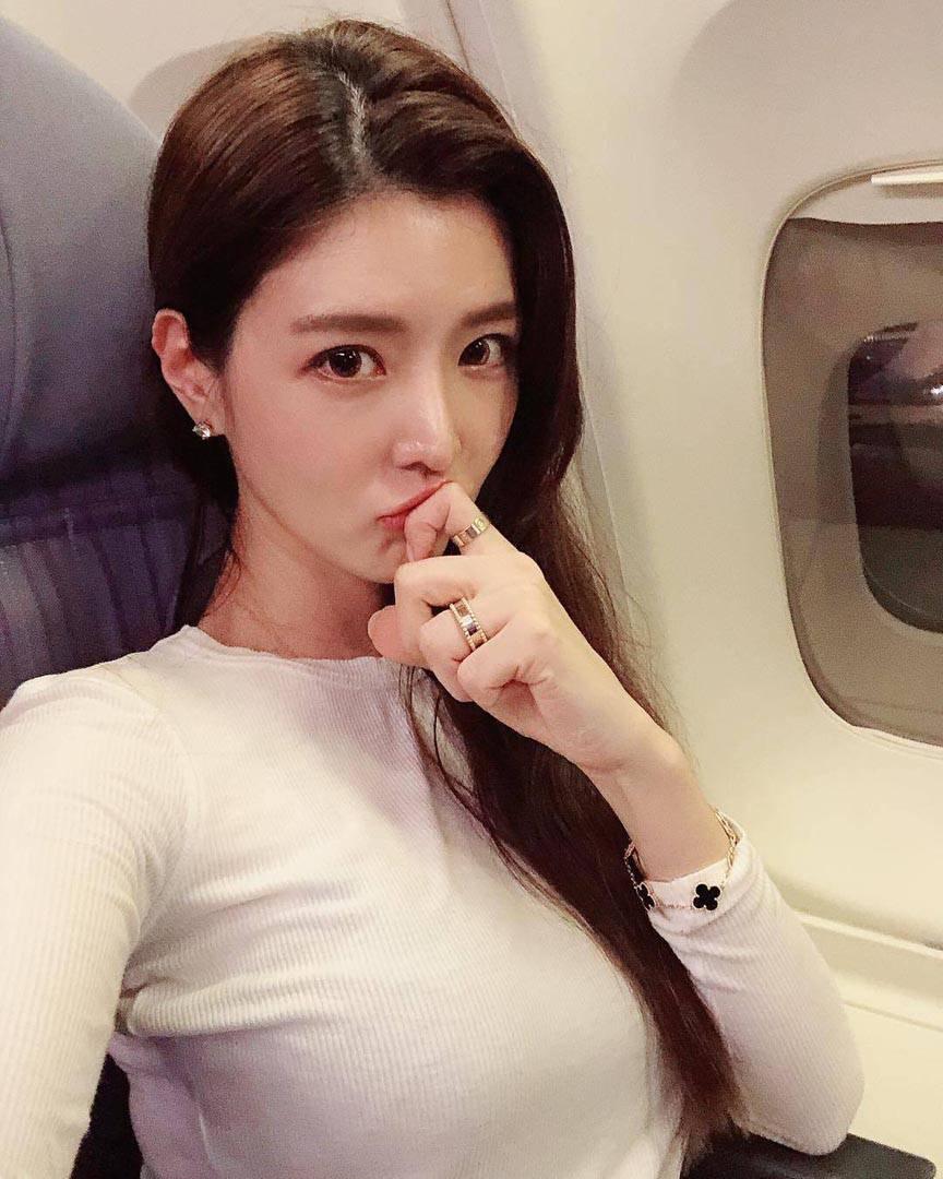manyo_yoojin「可怕巫婆」韓國部落客實際上美如天仙 - 亞洲美女 -
