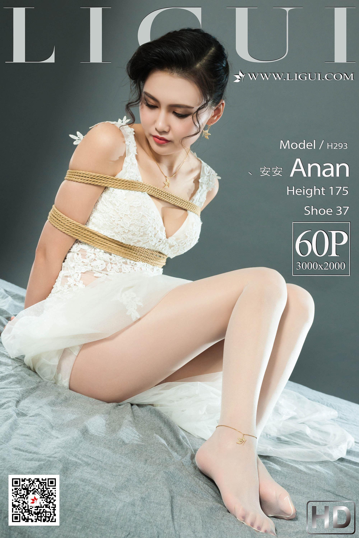 【Ligui麗櫃】 2020.06.27 Model 安安 [56P] - 貼圖 - 絲襪美腿 -