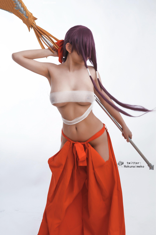【Hokunaimeko】kanu unchou 關羽雲長【31P】 - 貼圖 - 絲襪美腿 -