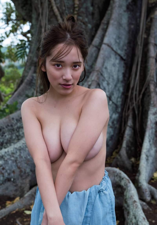 「乳神姊妹花」都丸紗也華&亞華梨首次合體拍寫真 - 亞洲美女 -