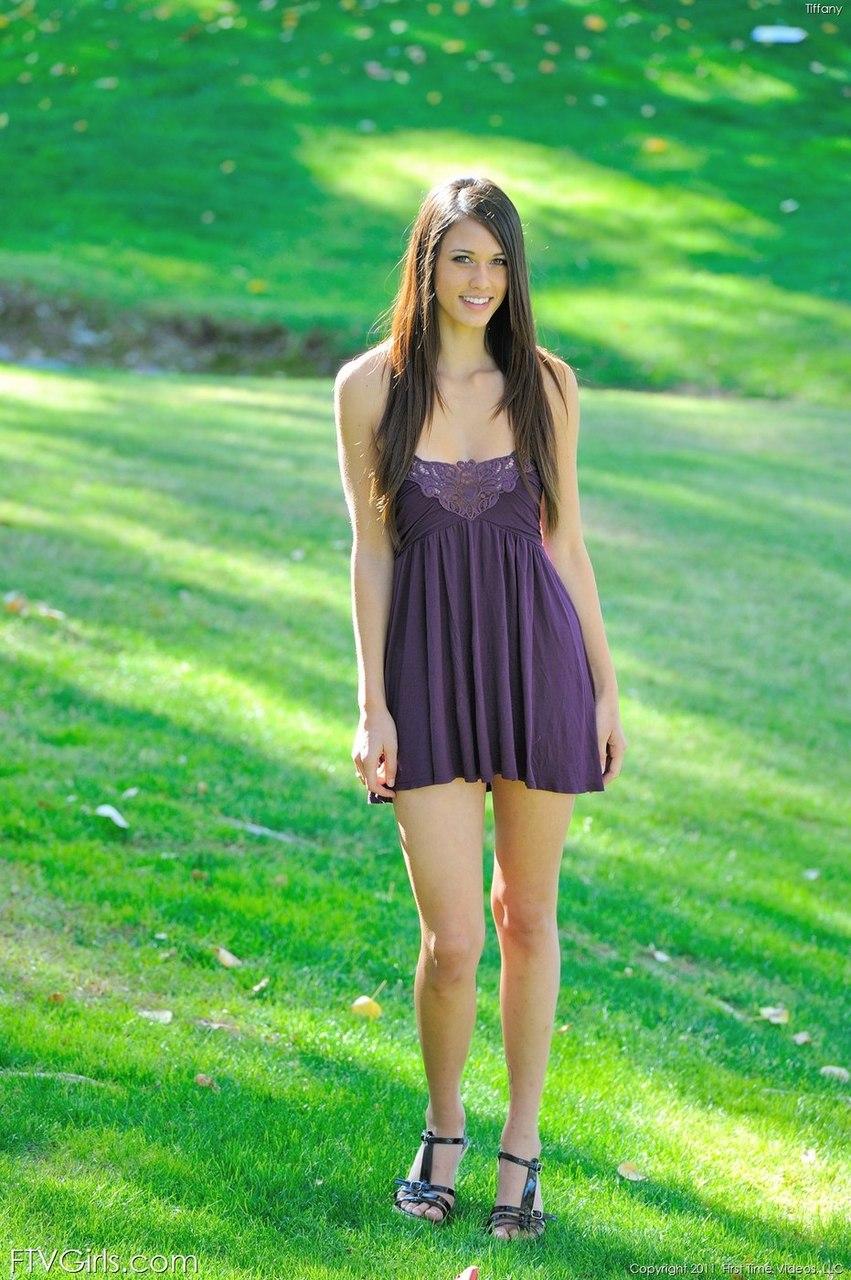 美麗身材好的Tiffany Thomson在淋浴! - 貼圖 - 歐美寫真 -