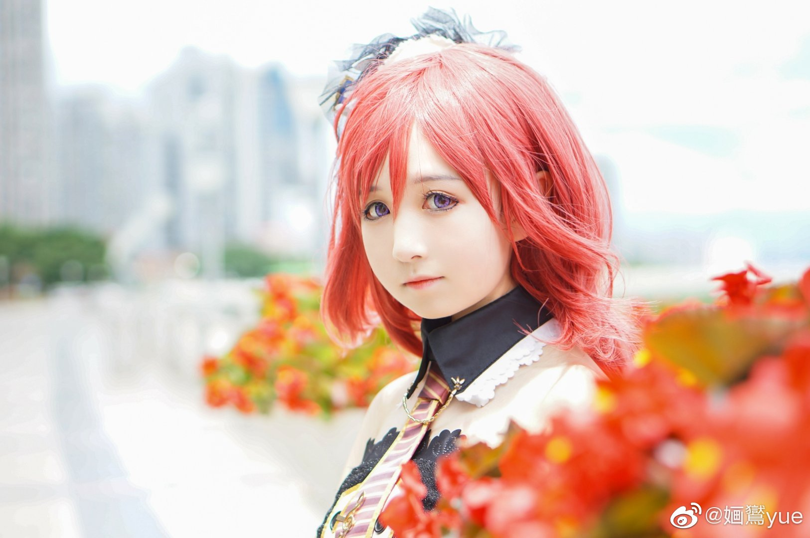 lovelive!  西木野真姬  女仆覺醒  @婳鸑yue - COSPLAY -