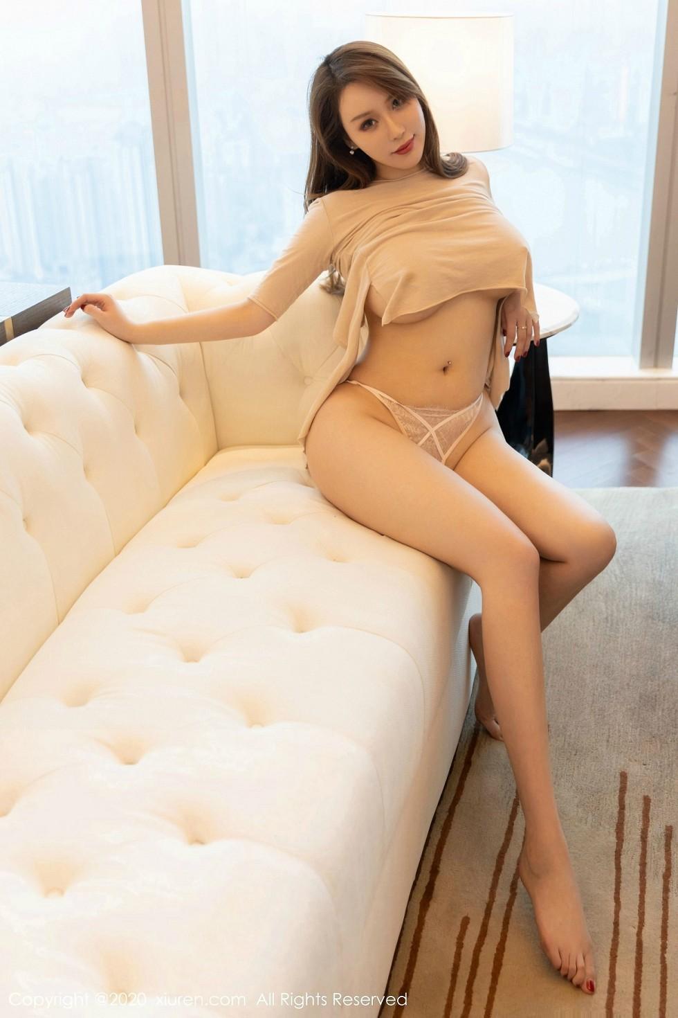 Egg尤妮絲 [XiuRen秀人網]高清寫真圖 VOL.2038私房魅惑牛仔褲之下的美臀與真空激凸... - 貼圖 - 清涼寫真 -
