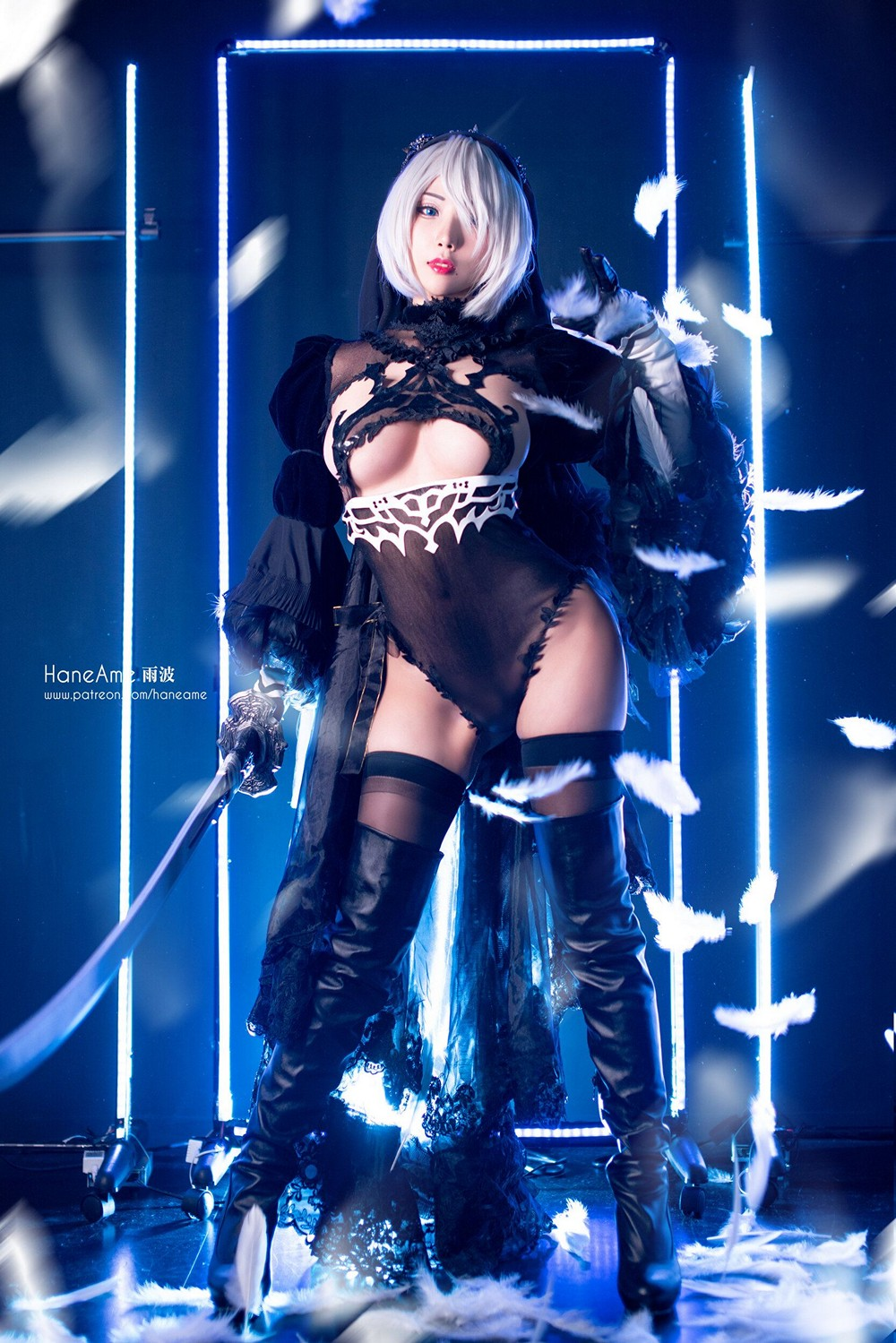 HaneAme 雨波 5 - COSPLAY -